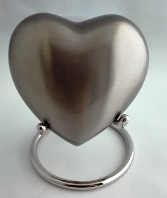 Heart Classic Pewter