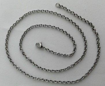 Anker schakel collier